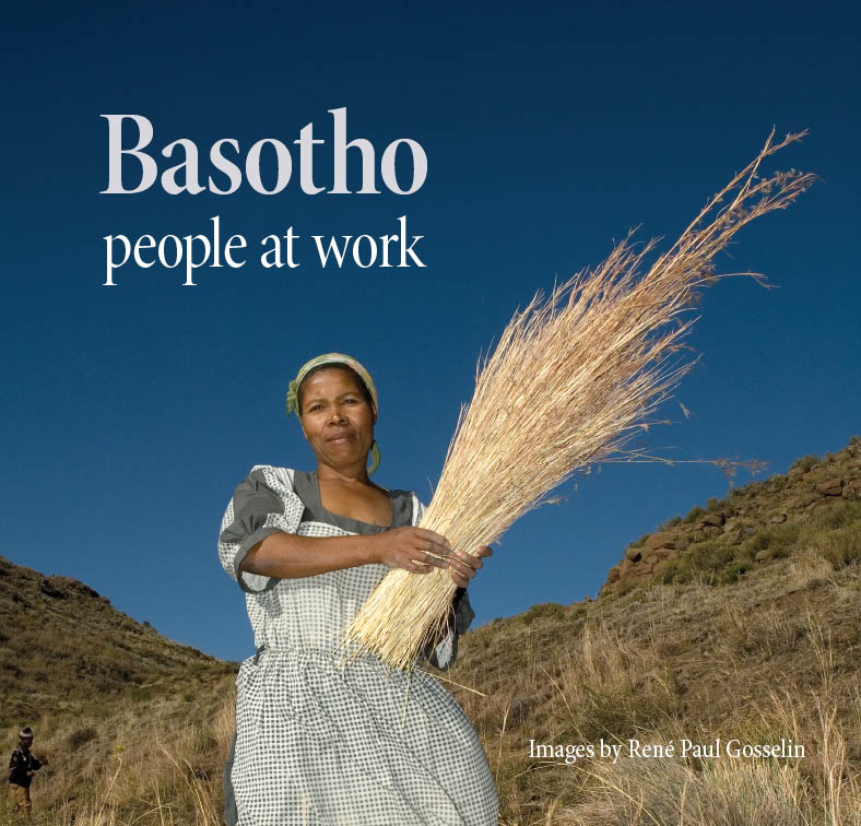Front cover of the book Basotho People at Work
