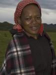 Basotho women cheiftainess at Ha Jobo Lesotho